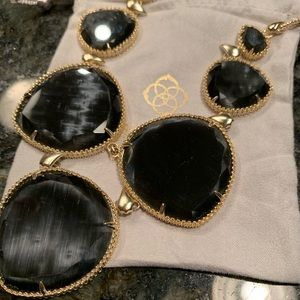 Kendra Scott Rebecca necklace